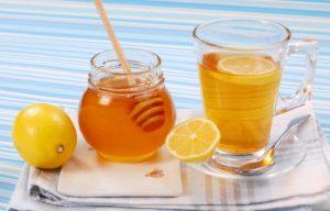 польза воды с медом и лимоном