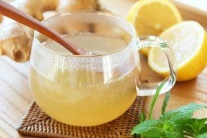 вода с лимоном и медом рецепт