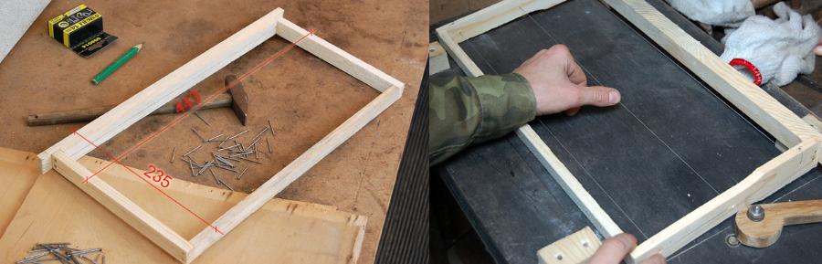 Изготовление рамок своими руками
