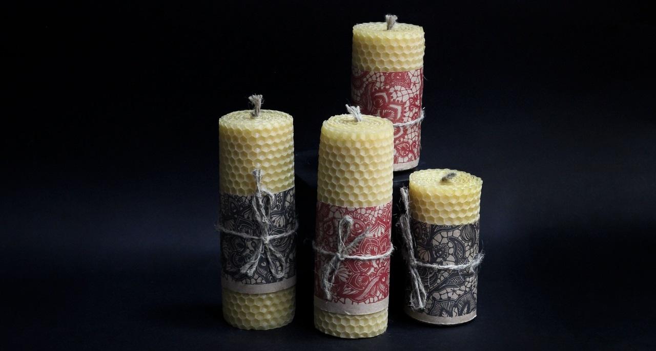 Такие свечи станут отличным подарком